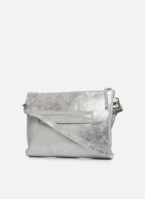 Handtassen Jonak 447-SHINE Zilver rechts