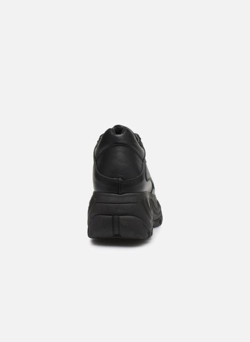 Baskets Jonak 514-JELLY Noir vue droite
