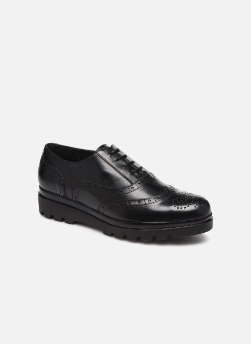 Zapatos con cordones Jonak 516-NEPAL Negro vista de detalle / par