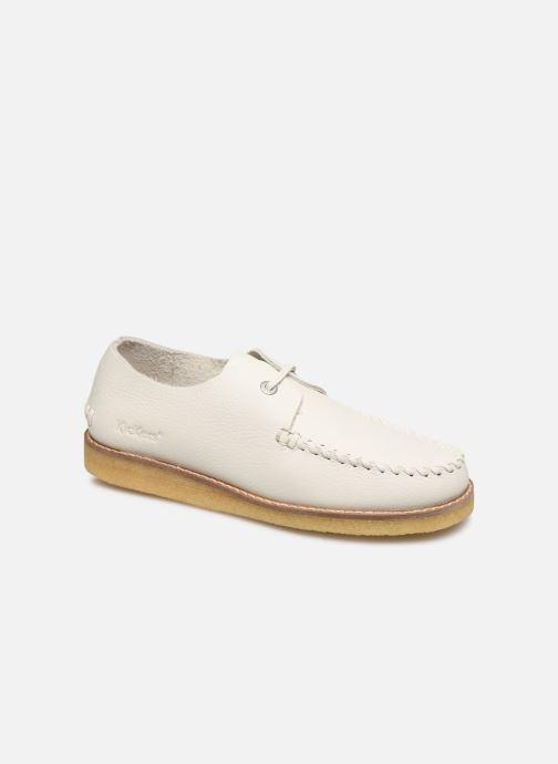 Chaussures à lacets Kickers MONYA Blanc vue détail/paire
