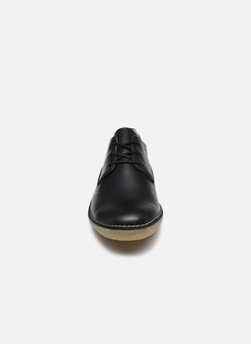 Chaussures à lacets Kickers FORTUNIA Noir vue portées chaussures