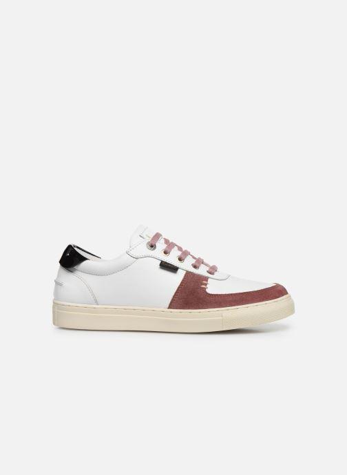 Sneaker Kickers SNIKLAN weiß ansicht von hinten