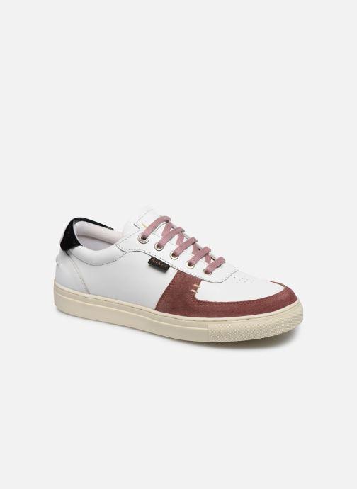 Sneaker Kickers SNIKLAN weiß detaillierte ansicht/modell