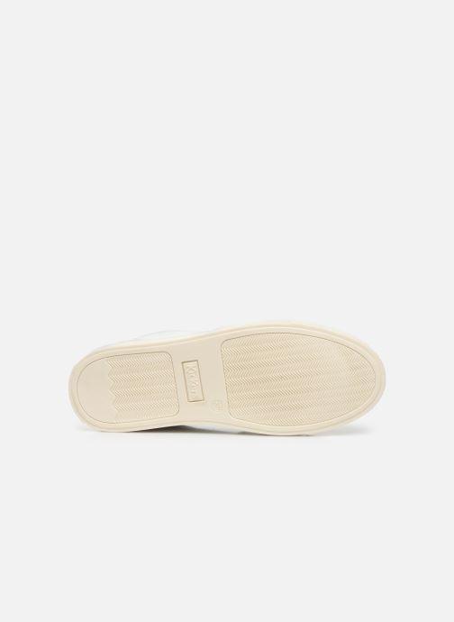 Sneakers Kickers SNIKLAN Bianco immagine dall'alto