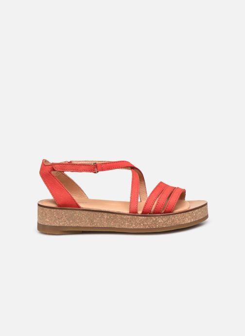 Sandales et nu-pieds El Naturalista Tulbend N5592 PE2020 Orange vue derrière