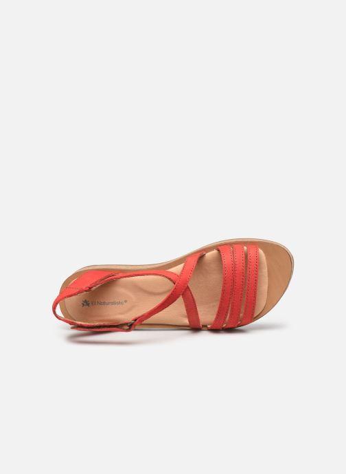 Sandales et nu-pieds El Naturalista Tulbend N5592 PE2020 Orange vue gauche