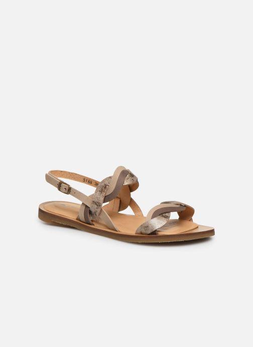 Sandales et nu-pieds Femme Tulip N5188 PE2020