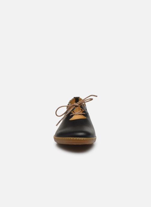 Ballerines El Naturalista Coral Friendly Vegan N5309T PE2020 Noir vue portées chaussures