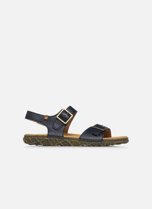 Sandali e scarpe aperte El Naturalista Redes Friendly Vegan N5503T PE2020 Azzurro immagine posteriore