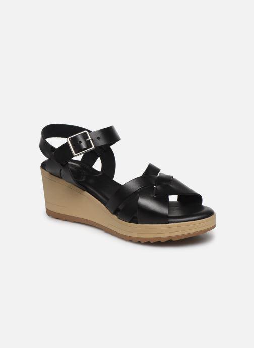 Sandalen Kickers WIDJIK schwarz detaillierte ansicht/modell