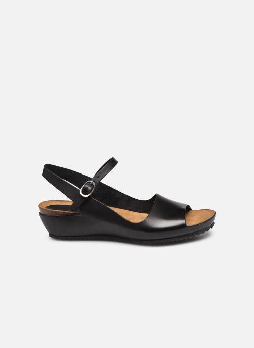 Sandales et nu-pieds Kickers TAKIKA Noir vue derrière