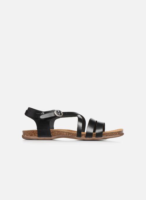 Sandales et nu-pieds Kickers ANATOMIUM Noir vue derrière