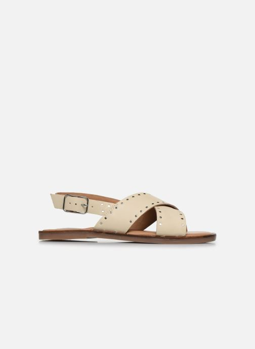 Sandalen Kickers KICLA Wit achterkant
