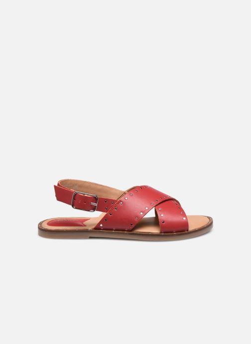 Sandali e scarpe aperte Kickers KICLA Rosso immagine posteriore