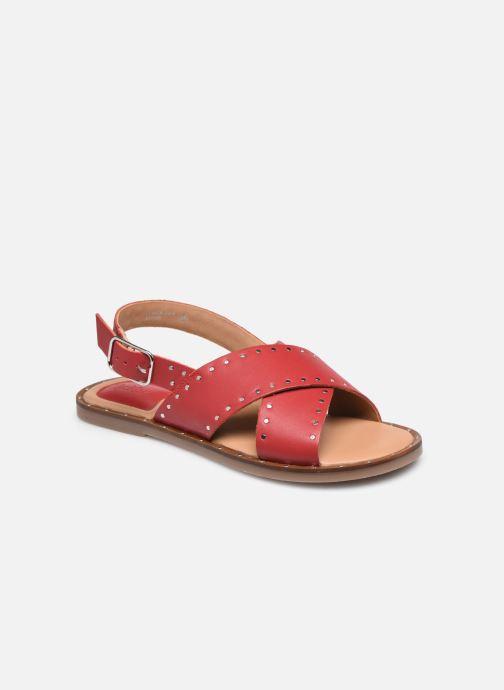 Sandali e scarpe aperte Kickers KICLA Rosso vedi dettaglio/paio