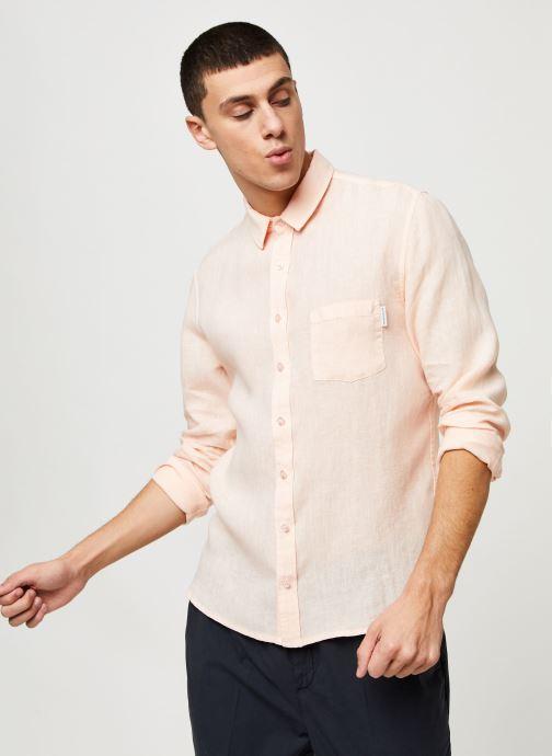 Vêtements Harris Wilson Chemise Efesio Orange vue droite