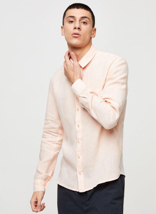 Vêtements Harris Wilson Chemise Efesio Orange vue détail/paire
