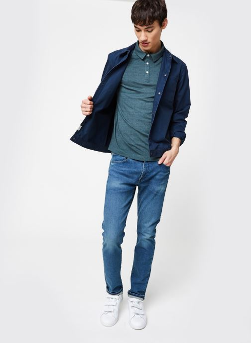 Vêtements Harris Wilson Polo Hanza Vert vue bas / vue portée sac