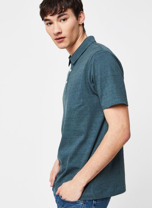Vêtements Harris Wilson Polo Hanza Vert vue détail/paire