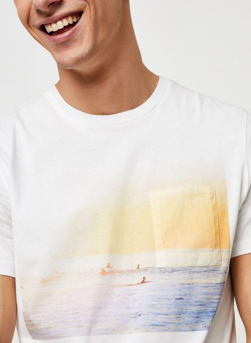 Harris Wilson Tee-Shirt Halmedia (Blanc) - Vêtements chez Sarenza (428458)