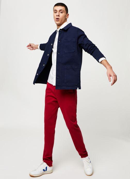 Harris Wilson Veste Ezzo (Bleu) - Vêtements (428470)