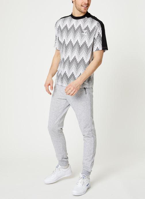 Kleding Hummel Hmlblaze T-shirt SS - Selectionné par Mister V - Wit onder