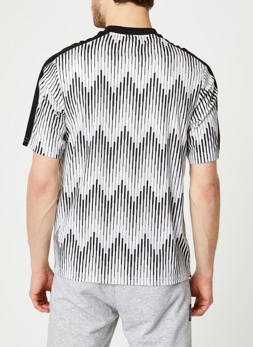 Kleding Hummel Hmlblaze T-shirt SS - Selectionné par Mister V - Wit model