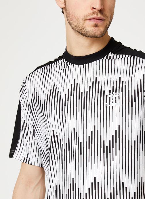 Kleding Hummel Hmlblaze T-shirt SS - Selectionné par Mister V - Wit voorkant