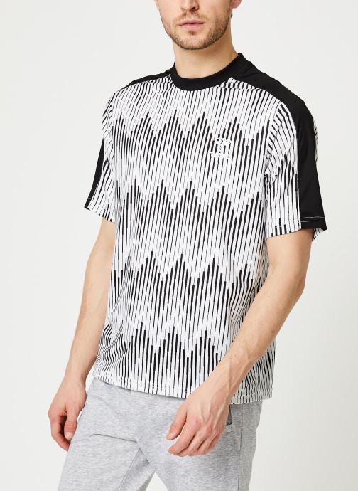 Kleding Hummel Hmlblaze T-shirt SS - Selectionné par Mister V - Wit rechts