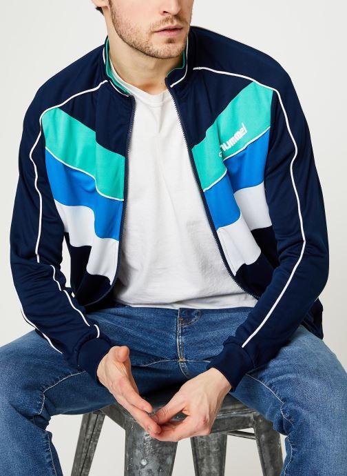 Kleding Hummel Hmlliam Zip Jacket Zwart detail