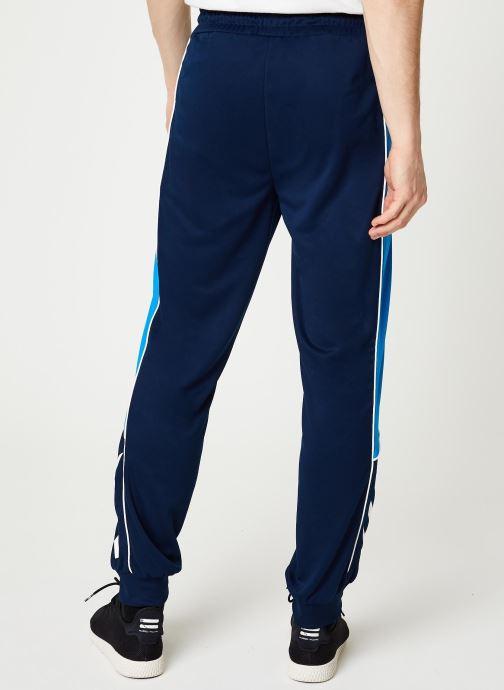 Vêtements Hummel Hmllian Regular Pants - Selectionné par Mister V - Bleu vue portées chaussures