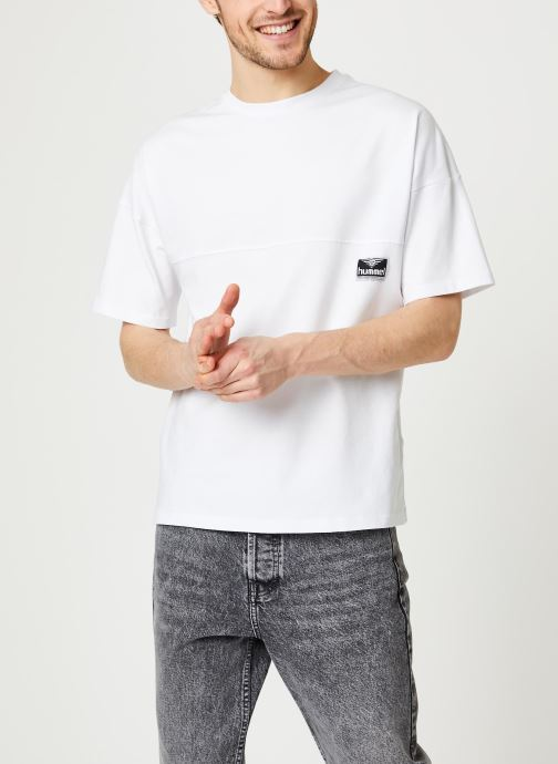 T-shirt - Hmlbeach Break T-shirt S/S