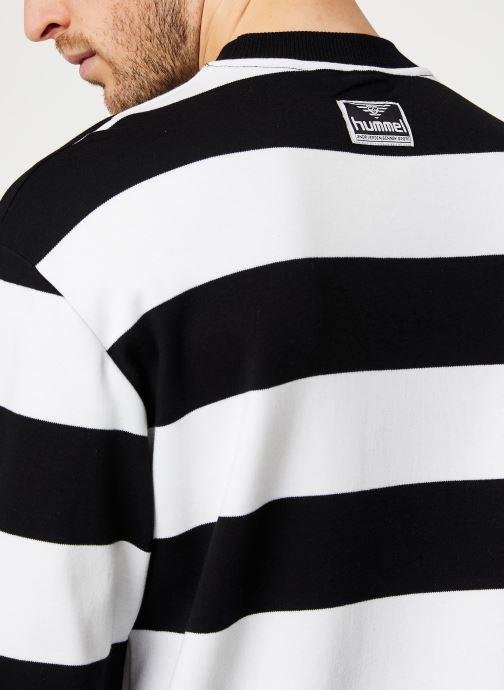Kleding Hummel Hmlcold Hawaii Loose Sweatshirt - Selectionné par Mister V - Zwart voorkant
