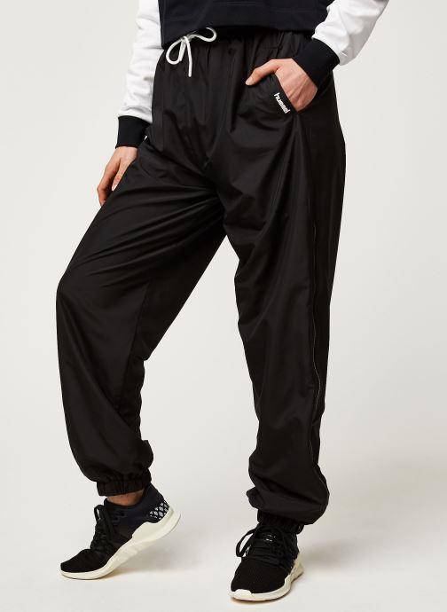 Vêtements Hummel Hmlchristal Oversized Pants Noir vue détail/paire
