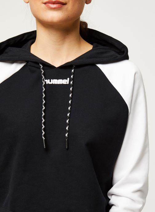 Vêtements Hummel Hmlchill Short Hoodie Noir vue face