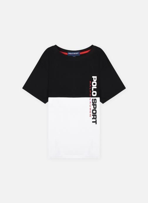 Vêtements Polo Ralph Lauren Ss Cn-Tops-T-Shirt Multicolore vue détail/paire