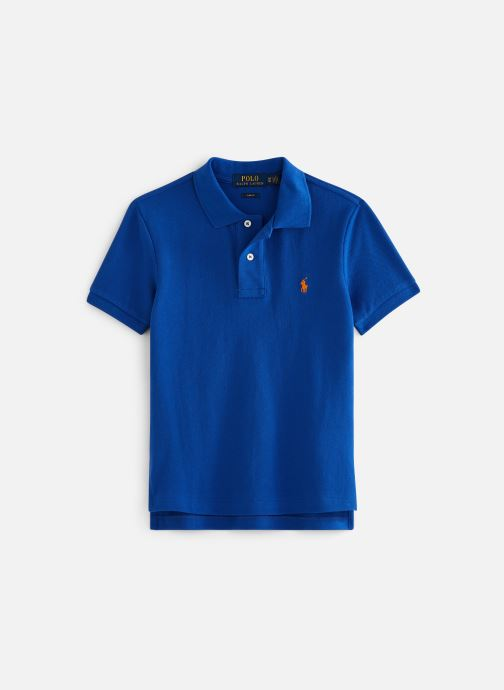 Polo - Slim Polo-Tops-Knit