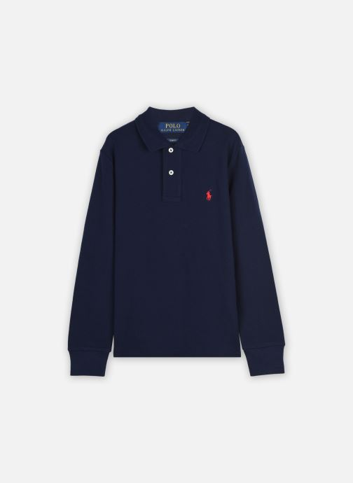 Slim Polo-Tops-Knit