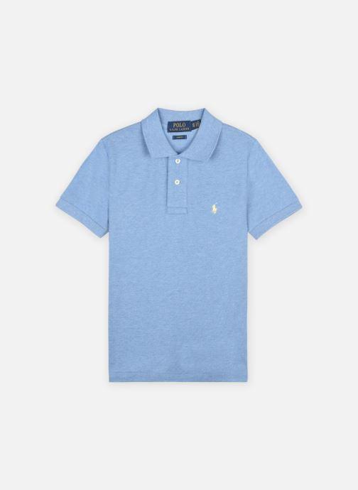Polo - Slim Polo-Tops-Knit