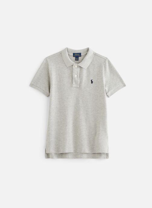 Vêtements Polo Ralph Lauren Polo-Tops-Knit Gris vue détail/paire