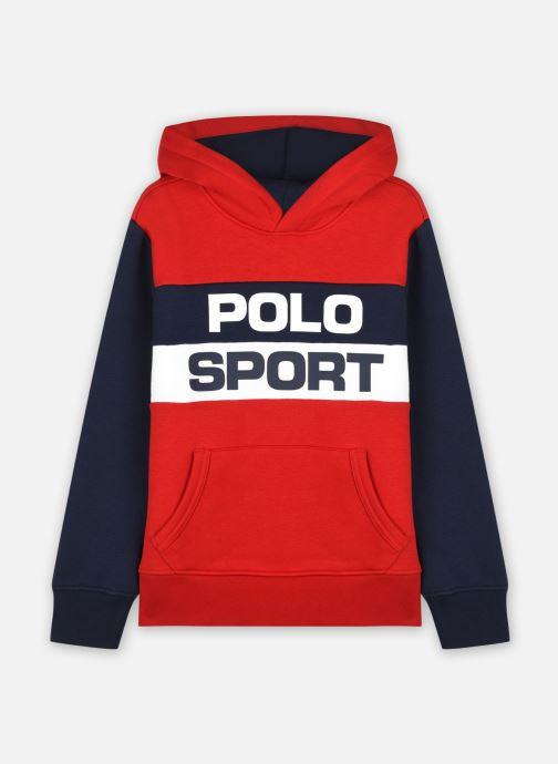 Sweatshirt hoodie - Ls Po Hood-Tops-Knit