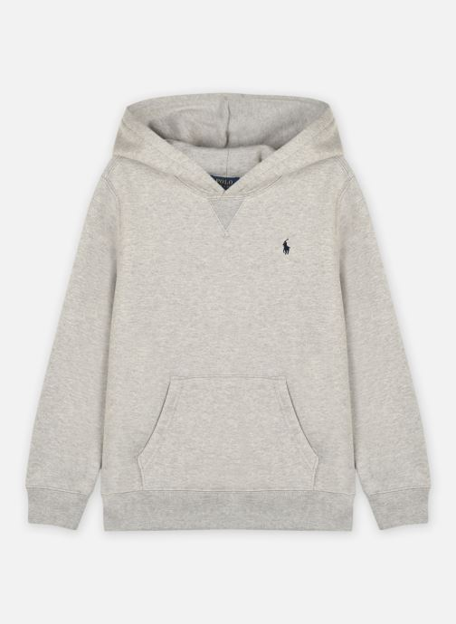 Ropa Accesorios Ls Po Hood-Tops-Knit