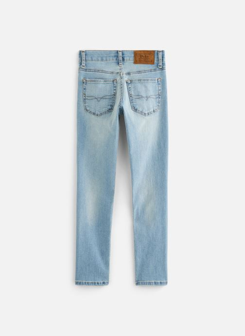 Vêtements Polo Ralph Lauren Eldridge Skn-Bottoms-Denim Bleu vue bas / vue portée sac