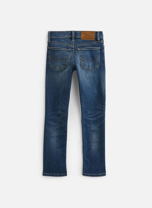 Vêtements Polo Ralph Lauren Eldridge Skn-Bottoms-Denim Bleu vue bas / vue portée sac