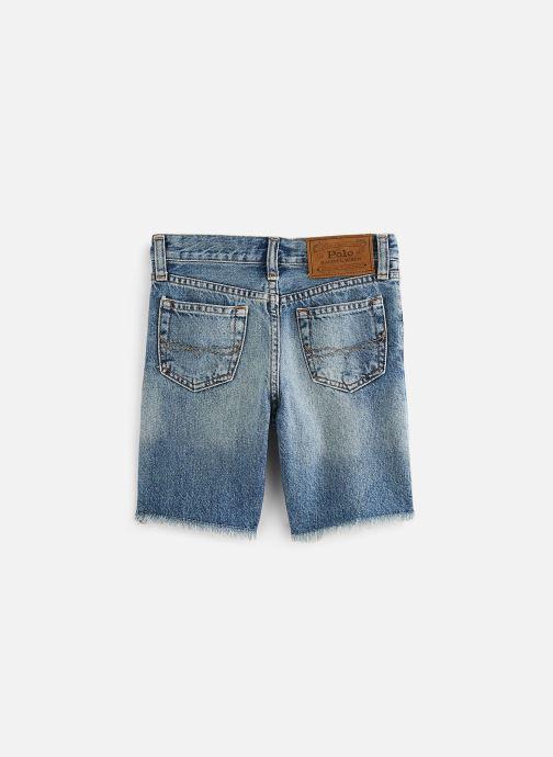 Vêtements Polo Ralph Lauren Sf Short Raw-Bottoms-Denim Bleu vue bas / vue portée sac