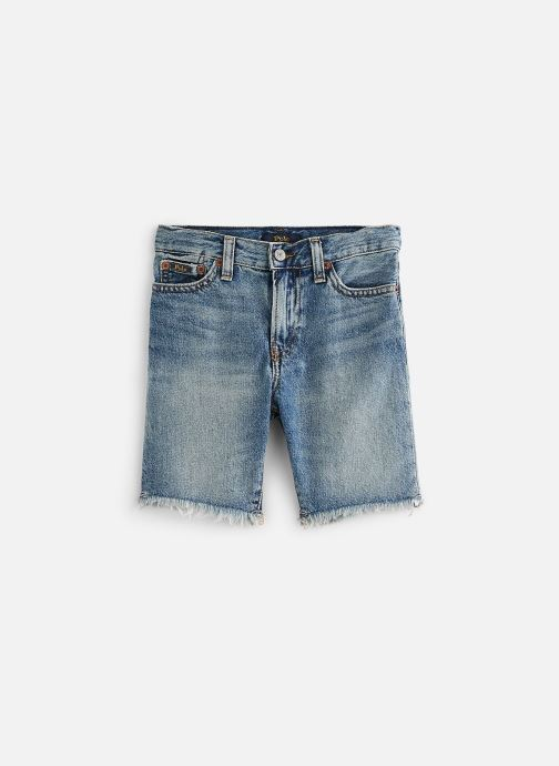 Short - Sf Short Raw-Bottoms-Denim
