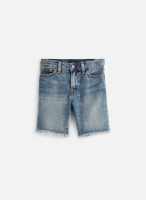 Sf Short Raw-Bottoms-Denim