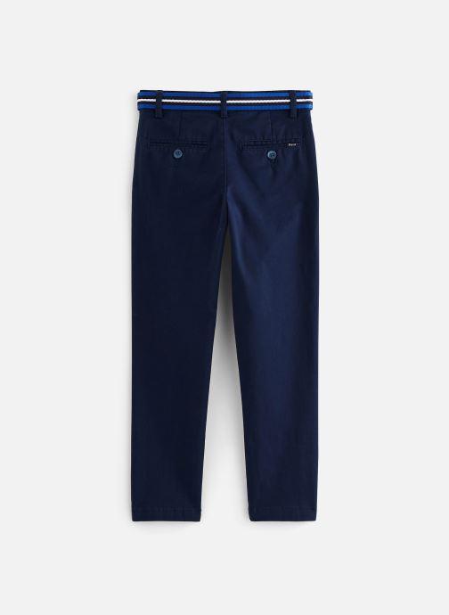 Vêtements Polo Ralph Lauren Polo Pant-Bottoms-Pant Bleu vue bas / vue portée sac