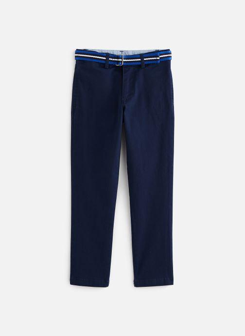 Vêtements Polo Ralph Lauren Polo Pant-Bottoms-Pant Bleu vue détail/paire