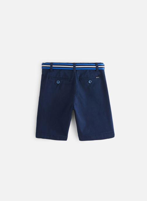 Vêtements Polo Ralph Lauren Polo Short-Bottoms-Short Bleu vue bas / vue portée sac
